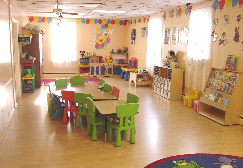 School and Daycare Cleaning