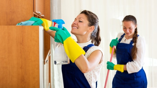 Detailed Deep Cleaning Services