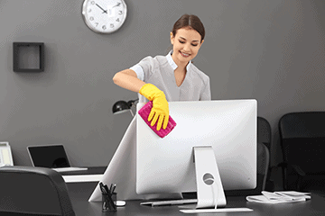 Office and house cleaning services