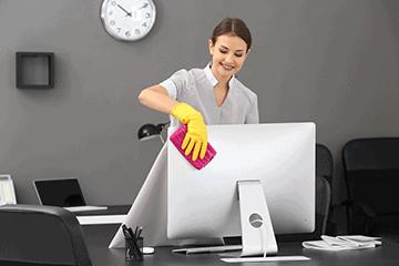 Entretien Ménager de Bureau et Nettoyage Commercial
