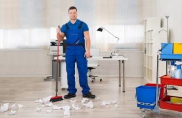 Commercial & Office Cleaning Services
