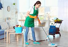 Nettoyage Après Fêtes