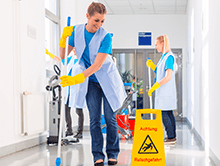 Residential and Commercial Hard Floor Cleaning Services