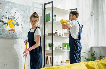 Professional Local spring and deep cleaning services Near Me