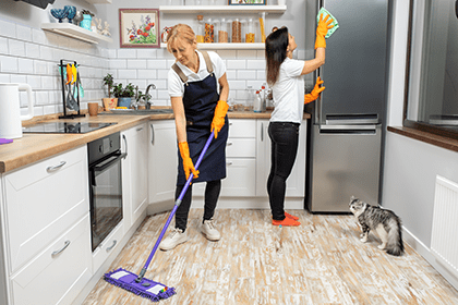 The Best Regular and Deep Cleaning Housekeepers in Montreal, Gatineau et Ottawa