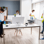 Why Office and House Cleaning Services Should Be Done By Professionals Maids?